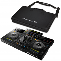 Pioneer XDJ-RR + DJC-RR flight bag