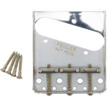 Fender Roadworn Tele Bridge Assembly set
