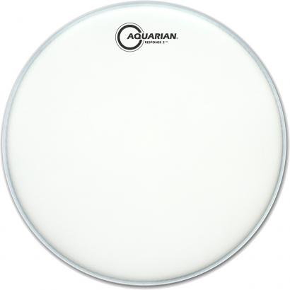 Aquarian Response 2 Texture Coated Drum Fell, 16 Zoll