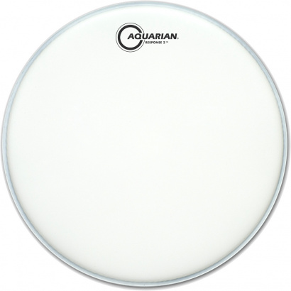 Aquarian Response 2 Texture Coated, Bassdrumfell, 26 Zoll