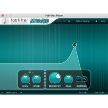 Fabfilter Micro virtual effects (download)