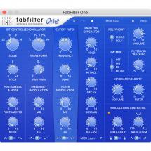 Fabfilter One virtual instrument (download)