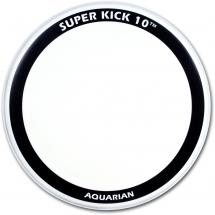 Aquarian Super Kick Ten Coated 26 Zoll Schlagfell für Bassdrum