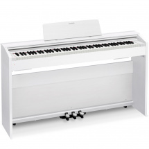 (B-Ware) Casio Privia PX-870WE digital piano, white