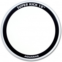 Aquarian 24-inch Super Kick Ten Schlagfell für Bass Drum