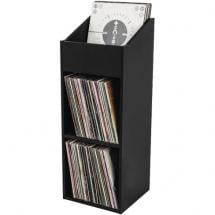 Glorious Record Rack 330 , black