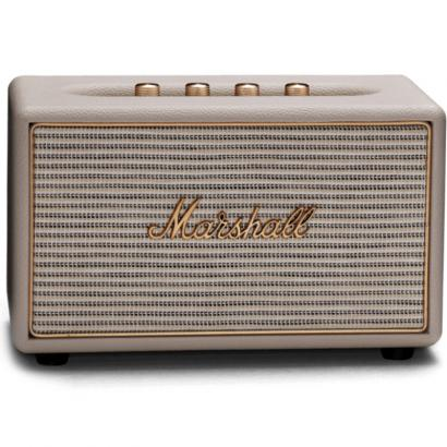 Marshall Lifestyle Acton Multi Room Bluetooth speaker, cream