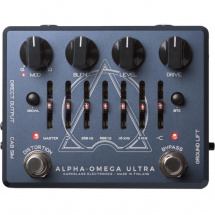 (B-Ware) Darkglass Alpha Omega Ultra bas distortion & voorversterker