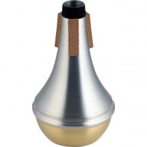 Stagg MTR-S3B straight mute for trumpet, brass