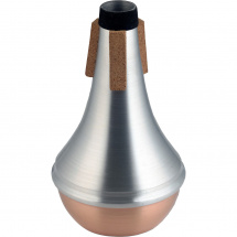 Stagg MTR-S3C straight mute for trumpet, copper
