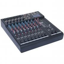 Devine MixDesk 1002FX-MP 10-channel mixer with FX and media player