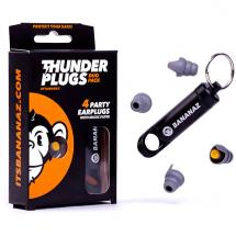 Bananaz Thunderplugs Duopack earplugs