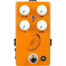 JHS Pedals Pulp N Peel V4 compressor/preamp effects pedal