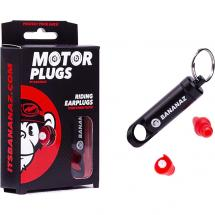 Bananaz Thunderplugs Motor earplugs for motorbike riders