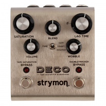 (B-Ware) Strymon Deco  Tape Saturation & Double Tracker