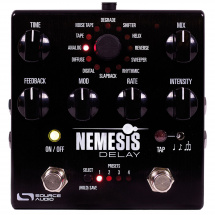 (B-Ware) Source Audio One Series Nemesis Delay Bodeneffekt