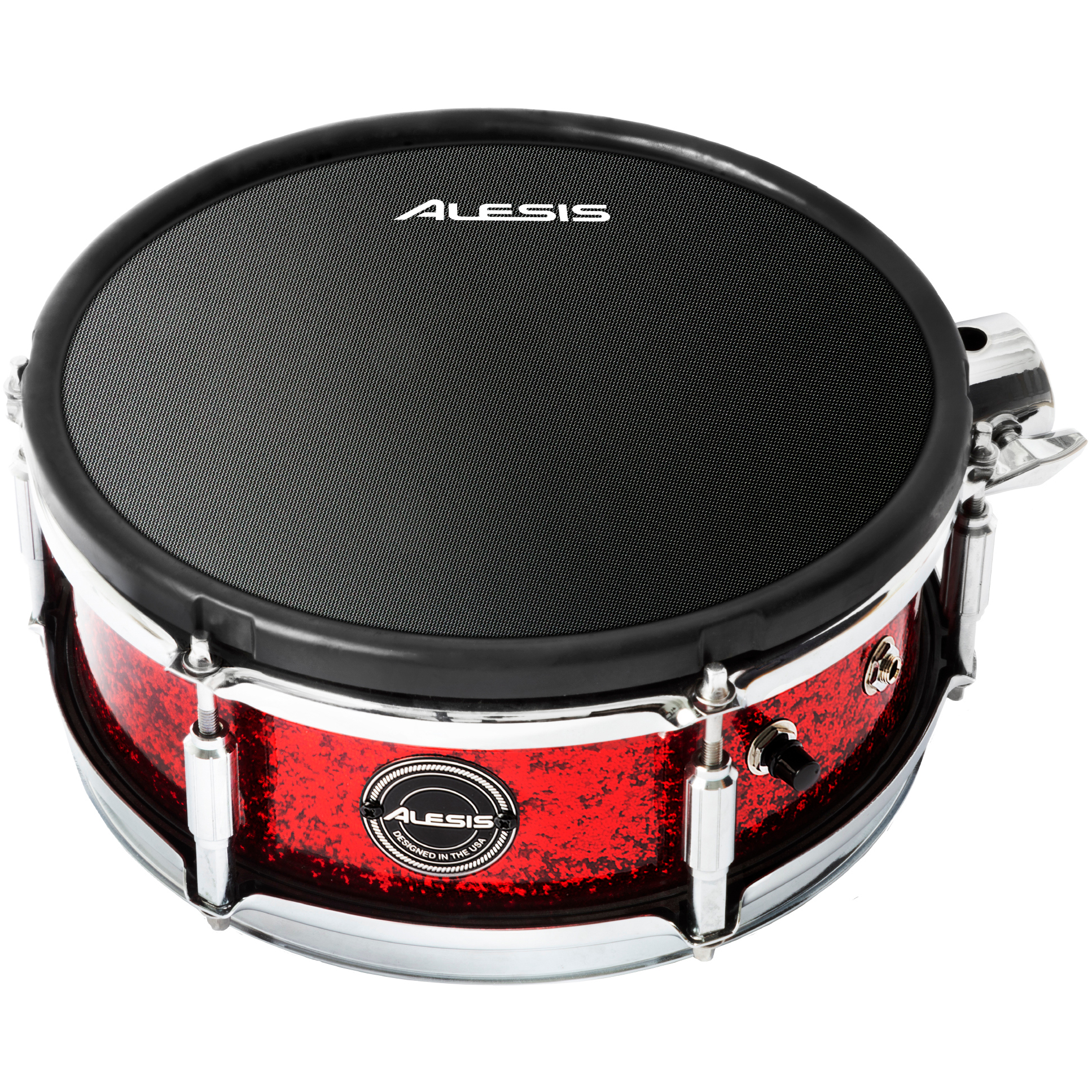 Alesis Strike 10 inch dual zone electronic tom with hardware
