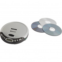 (B-Ware) ION Air CD  Discman mit Bluetooth