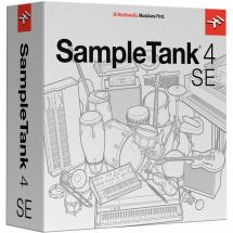 IK Multimedia SampleTank 4 SE virtual instruments (download)
