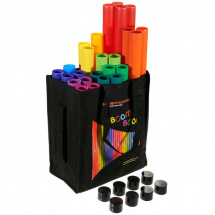 (B-Ware) BoomWhackers BW-SET01 Move & Groove Set