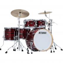 Tama WBR52RZS-ROY Starclassic W/B 5-piece shell set, Red Oyster