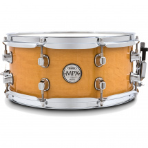 Mapex MPX Maple Snare Drum 13 x 6 Natural Gloss