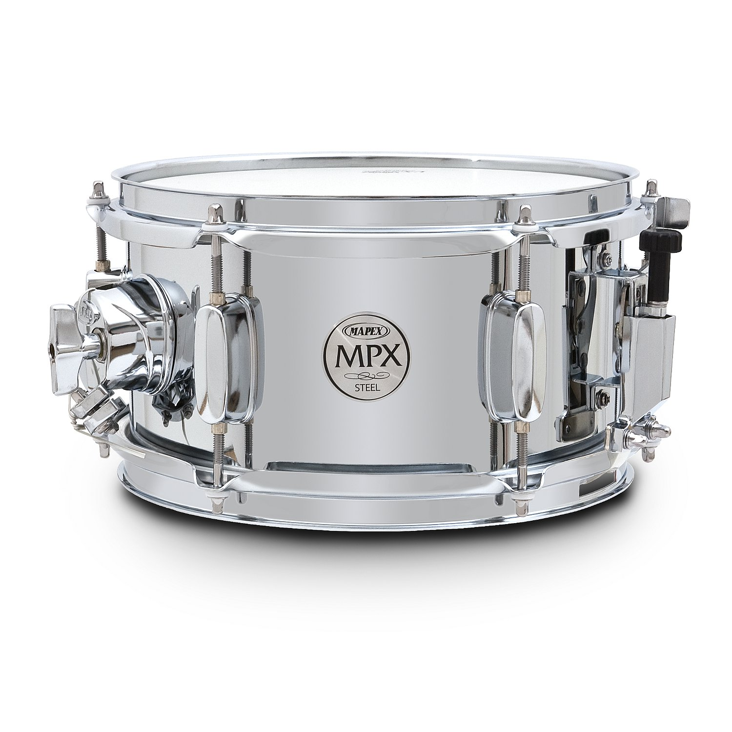Mapex MPX Steel Snare Drum 10 x 5,5