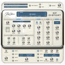 Rob Papen RP-Distort virtual effects (download)