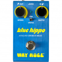 (B-Ware) Way Huge WM61 Smalls Blue Hippo analoog chorus effectpedaal