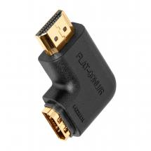 Audioquest HDMI 90 Grad NU/R Adapter