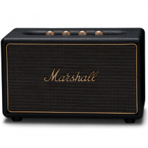 (B-Ware) Marshall Lifestyle Acton Multi Room Bluetooth speaker zwart