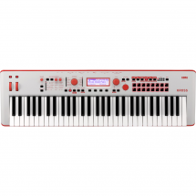 Korg KROSS 2 61-GR SE Special Edition Gray-Red synthesizer