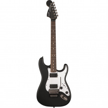 (B-Ware) Squier Contemporary Active Stratocaster HH Flat Black