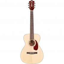 (B-Ware) Guild Westerly Collection M-140 natural, with case