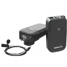 (B-Ware) Rode RODELink Filmmaker Kit (Lavalier) Wireless Mikrofon