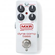 MXR M282 Dyna Comp Bass Compressor effects pedal