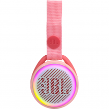 JBL JR POP Rose Pink Bluetooth speaker for children
