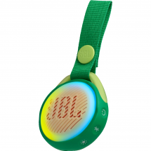 JBL JR POP Hero Green Bluetooth speaker for children