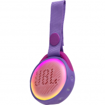 JBL JR POP Hero Purple Bluetooth speaker for children