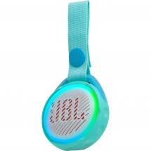 JBL JR POP Hero Teal Bluetooth speaker for children