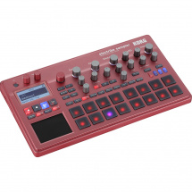 (B-Ware) Korg Electribe Sampler 2 Metallic Red Music Production Station