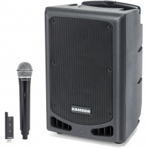 Samson Expedition XP208w mobile speaker incl. microphone