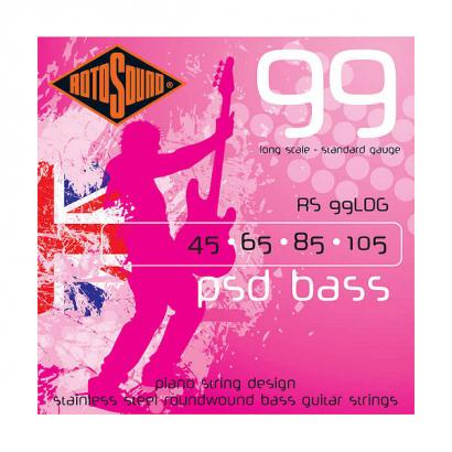 Rotosound 99LDG PSD Bass 99 Set Bassgitarrenseiten 45 - 105