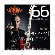 Rotosound BS66 Billy Sheehan Saitensatz für Bass,  .043 - .110