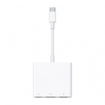 (B-Ware) Apple MJ1L2ZM/A USB-C - VGA-Multiport-Adapter