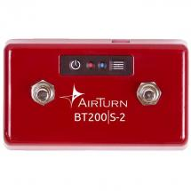 AirTurn BT200S-2 wireless 2-button footswitch