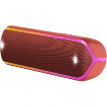 Sony XB32 Red EXTRA BASS portable Bluetooth speaker
