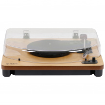 (B-Ware) ION AIR LP Wood Bluetooth/USB-Plattenspieler