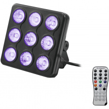Eurolite LED Party Panel RGB+UV