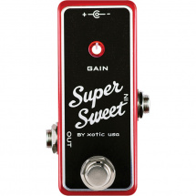 Xotic Super Sweet Booster booster pedal